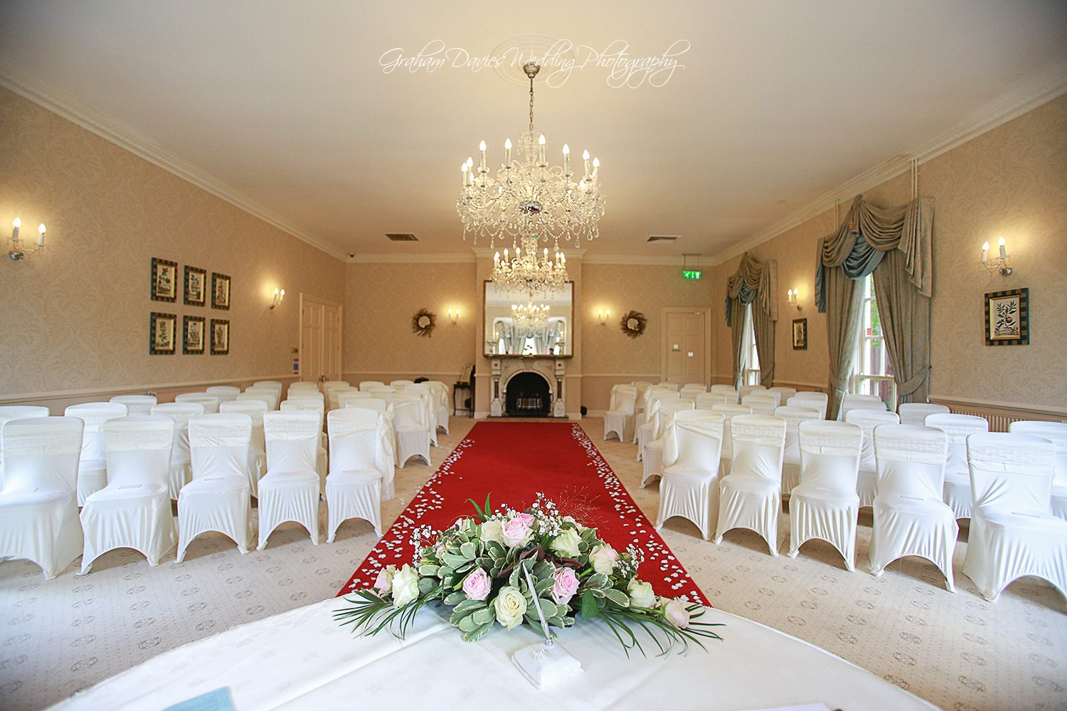 Check out our Wedding Packages - on offer for October and November 2014!